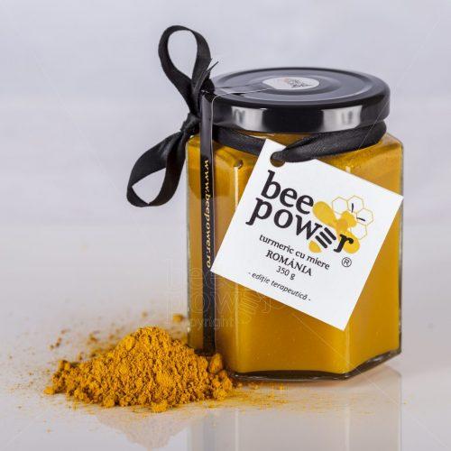 Turmeric cu miere